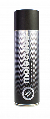 "Очиститель шин Molecules ""Black Gloss"" MLS013, 650 ml"